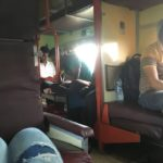 日本人とは圧倒的に違うインド人in列車