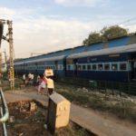 【Day4】指定席、されどなんでもありのSLクラス@インド列車