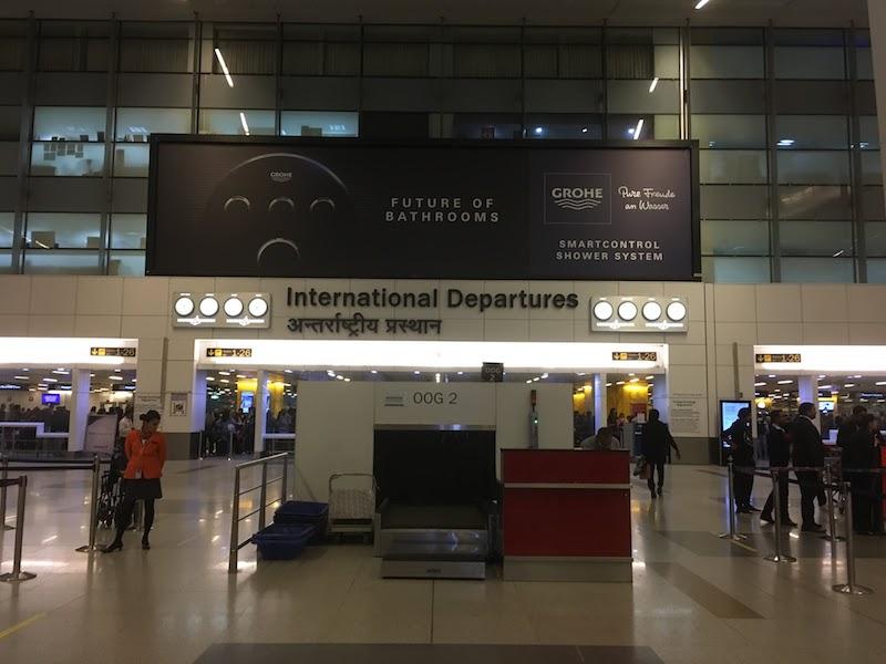 一旦帰国します。その前にマレーシアに寄ろうっと。