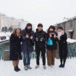 タビイク同窓会旅in極寒の小樽!!