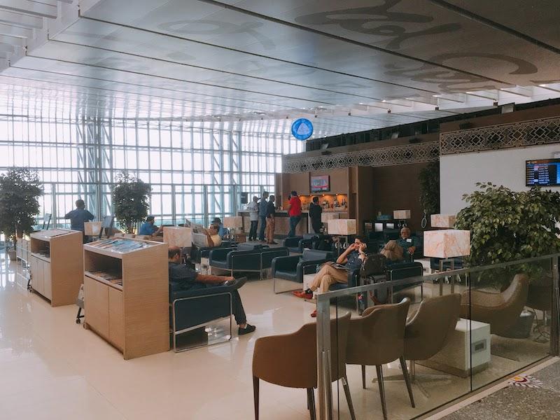 プライオリティパスで利用できる空港ラウンジ【インド,コルカタ】