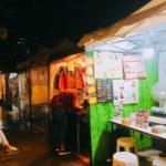 タイでネイルをするなら断然マーケット!カラフルナイトマーケットでネイル体験!