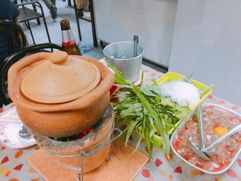 """嬉しい再会とタイの激ウマ鍋料理""""チムチュム""""!"""