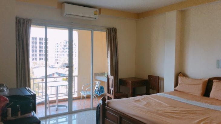【タイ】パタヤ・カンチャナブリで私が宿泊したゲストハウス