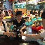 【タビイクinベトナム】アルコール消毒ができない。
