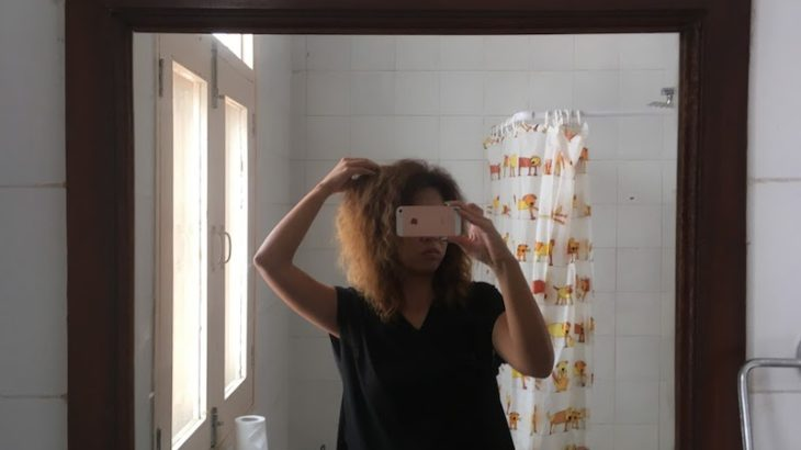恐怖、デング熱の後遺症で抜け毛が止まらん。