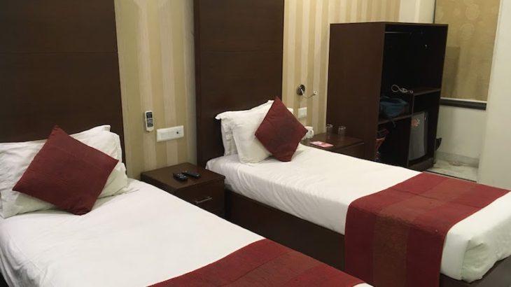 【インド】ジャイプル、シリグリで私が宿泊したホテル!
