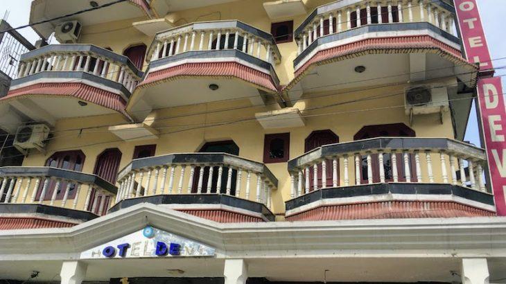 【インド】ジャイガオン、ダージリンで私が宿泊したホテル!