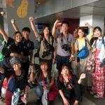 【タビイク】ようこそインドへ!男女9人のインド旅が始まるよー!