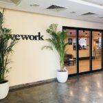 オフィスがほしい!起業家向けコワーキングスペース『We Work』へ!