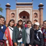 【タビイク】50歳の父と5人の女子大生のインド旅-前編-