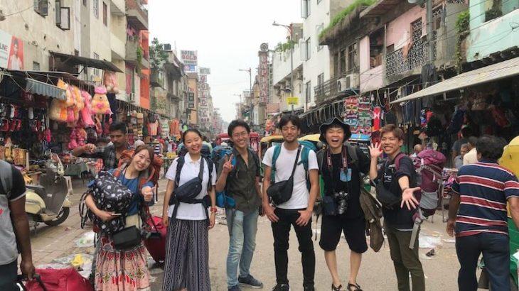 【タビイク】Welcome to INDIA !初めてのインド旅!「1日目」